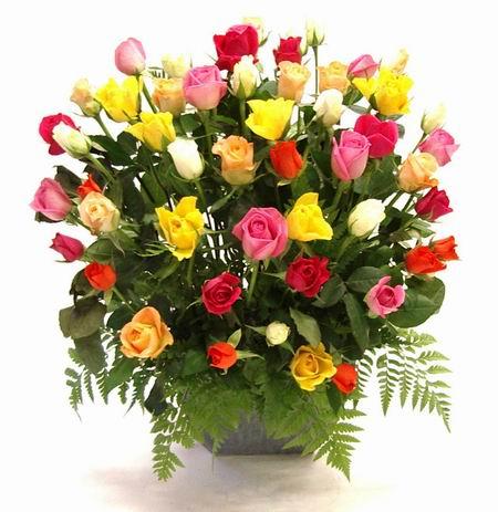 Livraison Fleurs Australie fleuriste Australie,fleurs de Australie Livraison fleurs Australie:LocalStreets:CERAMIC FOYER ARRANGEMENT