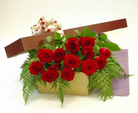 Livraison Fleurs Australie fleuriste Australie,fleurs de Australie Livraison fleurs Australie:LocalStreets:FLAT BOXED ROSES
