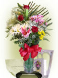 USA Congratulations USA,,:Custom Large  Bouquet