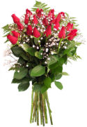US Arranged Roses US,,:Rose Bouquet Two Dozen Long
