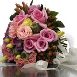 New Zealand Flower New Zealand Florist  New Zealand  Flowers shop New Zealand flower delivery online  :Dreamy Romantic Posy