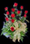 Australia Flower Australia Florist  Australia  Flowers shop Australia flower delivery online  ,:Ruby Reds and Golden Heart