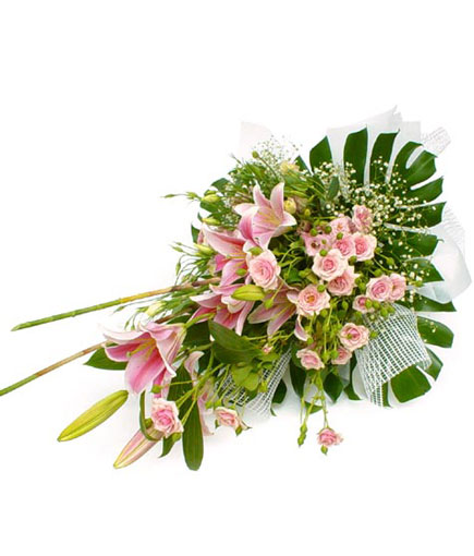 Thailand Flower Thailand Florist  Thailand  Flowers shop Thailand flower delivery online  :Lilies Roses