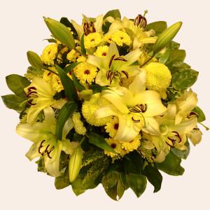 Livraison Fleurs Portugal fleuriste Portugal,fleurs de Portugal Livraison fleurs Portugal:LocalStreets:Yellow Bouquet (Normal)
