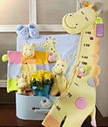 Hong Kong New Baby Hong Kong,:Giraffe Baby Gift Set