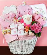 Hong Kong New Baby Hong Kong,:Babybow Gift Set