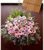 HK Flower HK Florist  HK  Flowers shop HK flower delivery online :Bright Blossoms
