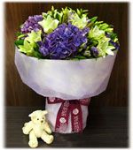 HK Flower HK Florist  HK  Flowers shop HK flower delivery online :Absolute Charm