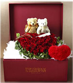 HK Flower HK Florist  HK  Flowers shop HK flower delivery online :Red Majesty