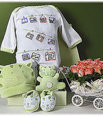 HK New Baby HK,:Cat Baby Set