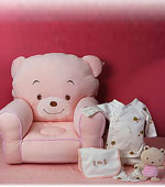 Hong Kong New Baby Hong Kong,:Mini Sofa + Gift Set