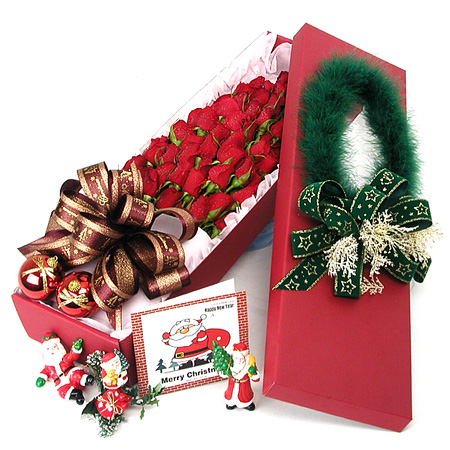 Christmas Rose Box-1