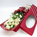 S.Korea Opening Ceremony S.Korea,,S.Korea:White Rose Box-a1