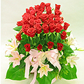 S.Korea Birthday/Anniversary S.Korea,,S.Korea:Rose Basket-9