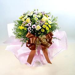 South Korea Flowers South Korea flower South Korea florists :Mixed Bouquet