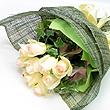 S.Korea Flower S.Korea Florist  S.Korea  Flowers shop S.Korea flower delivery online  ,S.Korea:White Rose Bouquet