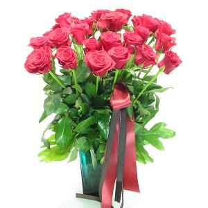 S.Korea Flower S.Korea Florist  S.Korea  Flowers shop S.Korea flower delivery online  ,S.Korea:Rose Vase
