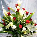 S.Korea Love & Romance S.Korea,,S.Korea:Rose+Lily Basket-ac