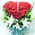 S.Korea Flower S.Korea Florist  S.Korea  Flowers shop S.Korea flower delivery online  ,S.Korea:Love Basket-15