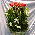 S.Korea Roses S.Korea,,S.Korea:Love Basket-7