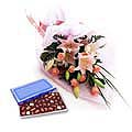 S.Korea Valentine's Day S.Korea,,S.Korea:Chocolate Bouquet-7