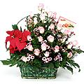 S.Korea Arrangement (Basket) S.Korea,,S.Korea:35 Roses