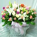 S.Korea Flower S.Korea Florist  S.Korea  Flowers shop S.Korea flower delivery online  ,S.Korea:basket-26