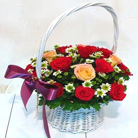 Livraison Fleurs Corée du Sud fleuriste Corée du Sud,fleurs de Corée du Sud Livraison fleurs Corée du Sud:LocalStreets:Basket-kk12