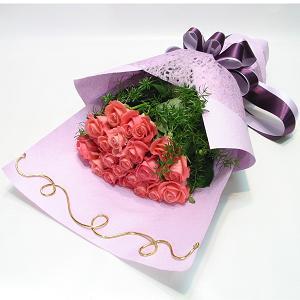 S.Korea Coming-of-Age Day S.Korea,,S.Korea:Pink Roses