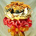 S.Korea Confession/Apology S.Korea,,S.Korea:Chrysanthemum Bouquet