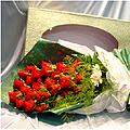 S.Korea White Day S.Korea,,S.Korea:Rose Bouquet