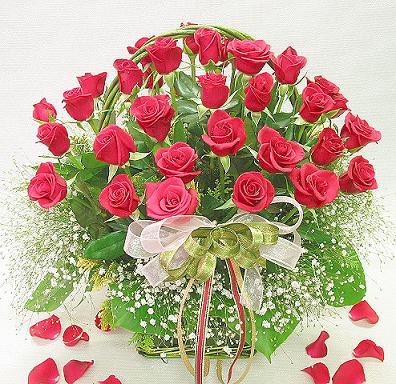 Livraison Fleurs Corée du Sud fleuriste Corée du Sud,fleurs de Corée du Sud Livraison fleurs Corée du Sud:LocalStreets:Rose Basket