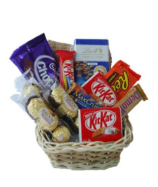 Philippines Chocolate & Gourmet Baskets Philippines,:Chocotreat