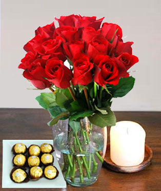 Philippines Flowers Philippines flower Philippines florists :One Dozen Red Hot Delight