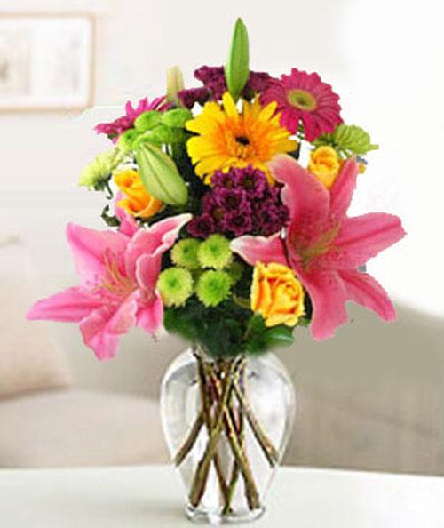 Philippines Congratulatory & Gratitude Philippines,:Festive Bouquet