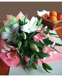 Philippines Lilies & Orchids Philippines,:Taste of the Orient