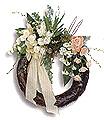 Turkey Funeral Turkey,:Wreath- funeral ceremony flower