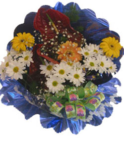 Ukraine Bouquet/Composition Ukraine,:Game of Love (Ukraine Flower Mix)