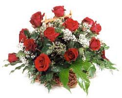 Ukraine Flower Ukraine Florist  Ukraine  Flowers shop Ukraine flower delivery online  :Star Rose Basket
