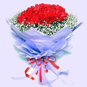 China Roses China,,China:Happy Holidays - 99 Roses