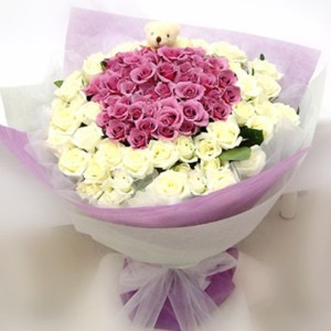 China Flower China Florist  China  Flowers shop China flower delivery online  ,China:Perfect Blush