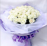 China Flower China Florist  China  Flowers shop China flower delivery online  ,China:Blush - 52 roses
