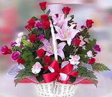 China Flower basket China,,China:A Million Thanks