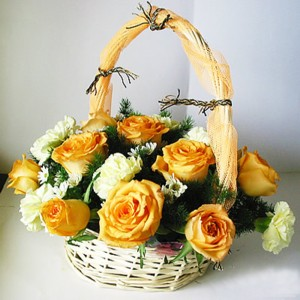 China Flower basket China,,China:Welcome to the World