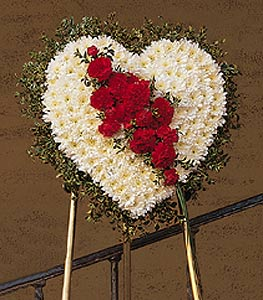 China Sympathy & Funeral China,,China:Tribute Heart