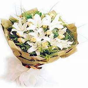 China Sympathy & Funeral China,,China:Deepest sympathy bouquet