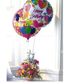 Antigua Birthday Antigua,:Your Day Bouquet