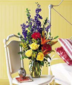Comoros Flower Comoros Florist  Comoros  Flowers shop Comoros flower delivery online :Colorful Sensation