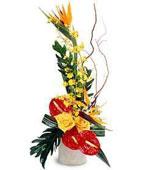 Madagascar Exotic Madagascar,Other State:Exotic Flowers bouquet