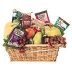 Fruit & Gourmet Basket Delectable Delights